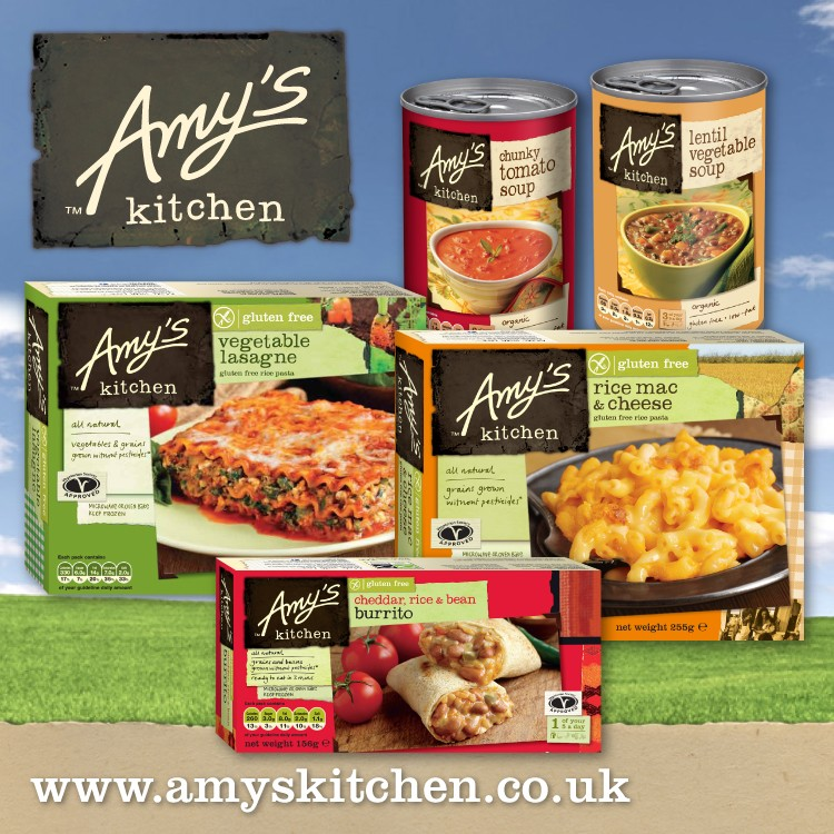 Amy\'s Kitchen | Independent Irish Health Foods